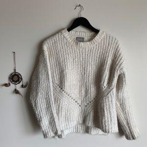 Comfy Cream Sweater